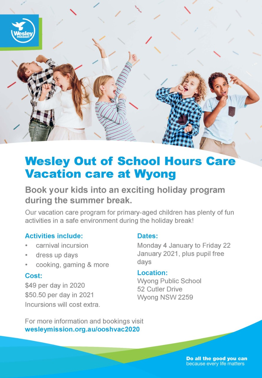 Wesley Out of School Hours Care